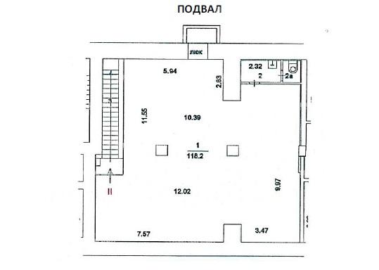 Аренда помещения 341 кв.м. ЮЗАО пр-кт Ленинский, 61/1 - фотография №5