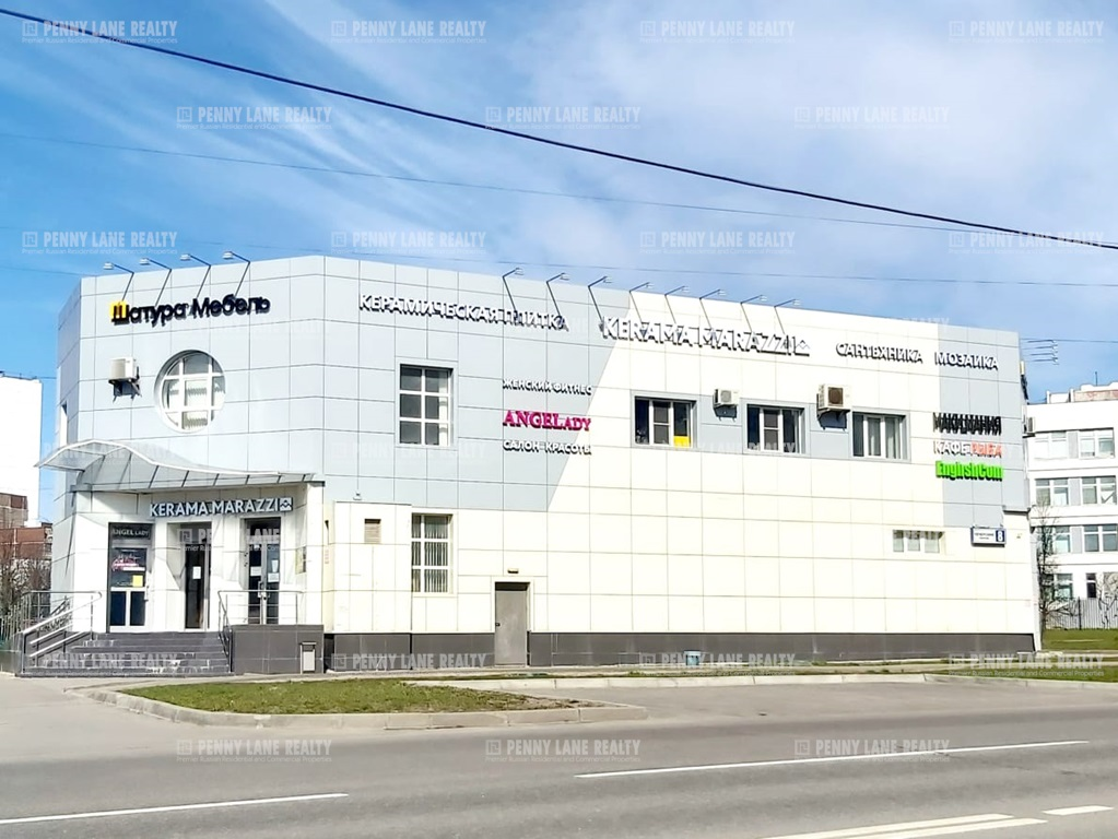 Закрытая продажа здания 1052 кв.м  ЮЗАО
