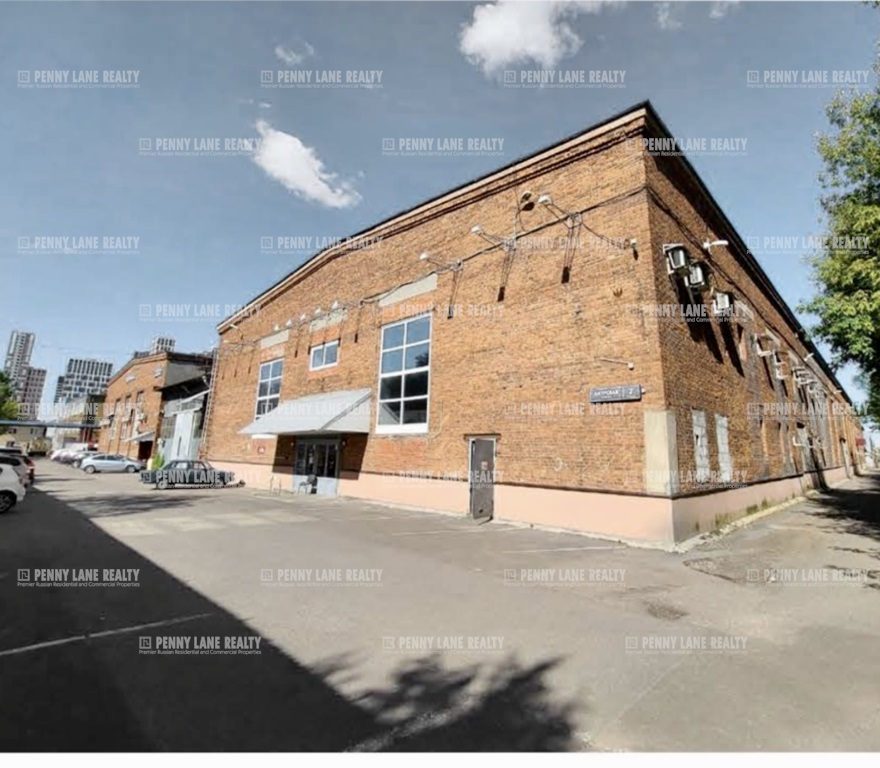 Закрытая аренда помещения 3170 кв.м  ВАО