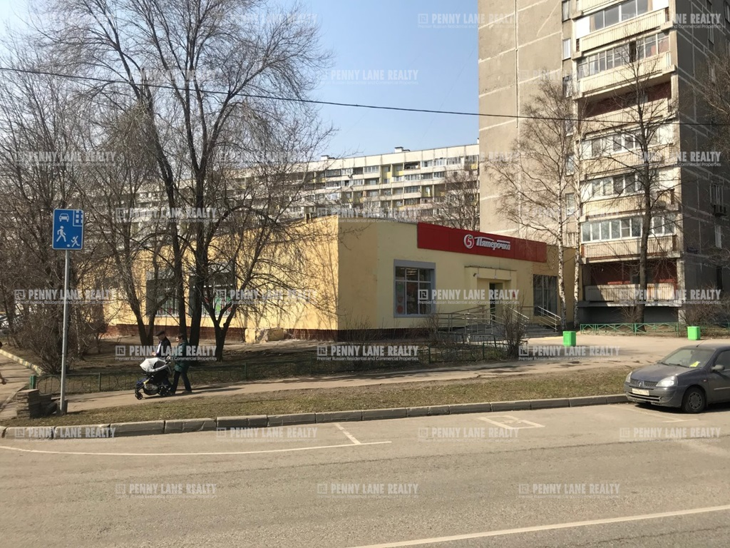 Закрытая продажа помещения 616 кв.м
