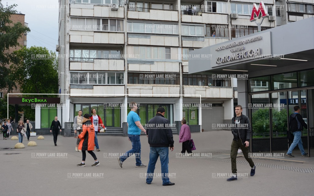 Продажа помещения 181 кв.м. ЮАО пр-кт Андропова, 21 - фотография №1