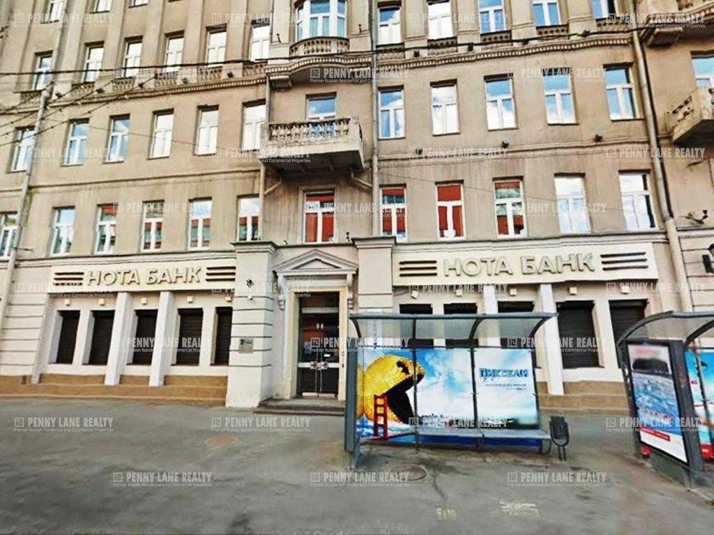 Аренда помещения 300 кв.м. ЦАО ул. Садовая-Спасская, 18с1 - фотография №1