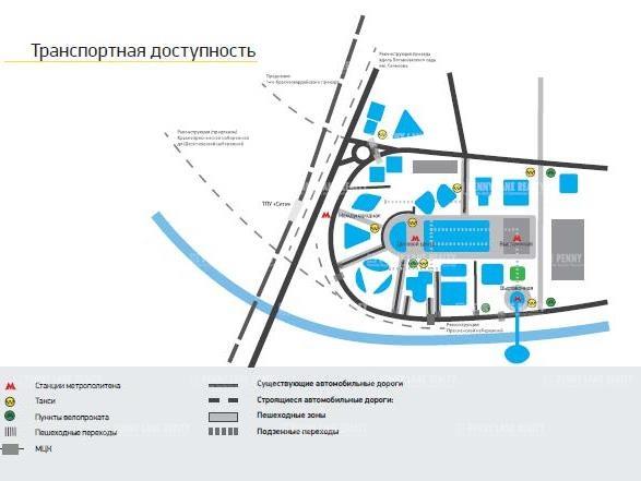 Продажа помещения 107.81 кв.м. ЦАО наб. Пресненская, 12 - фотография №7