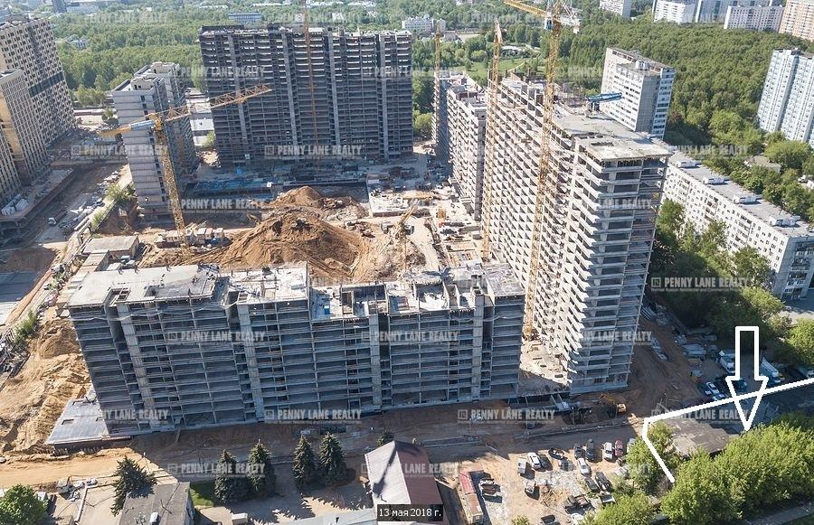 Продажа помещения 1234 кв.м. СЗАО ул. Хорошёвская 3-я - фотография №5