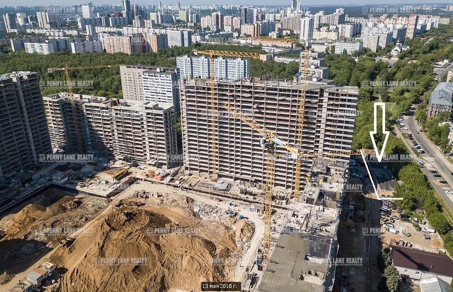 Продажа помещения 1234 кв.м. СЗАО ул. Хорошёвская 3-я - фотография №1