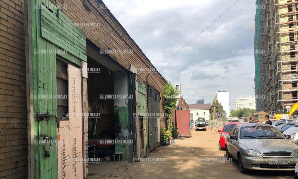 Продажа помещения 1234 кв.м. СЗАО ул. Хорошёвская 3-я - фотография №4