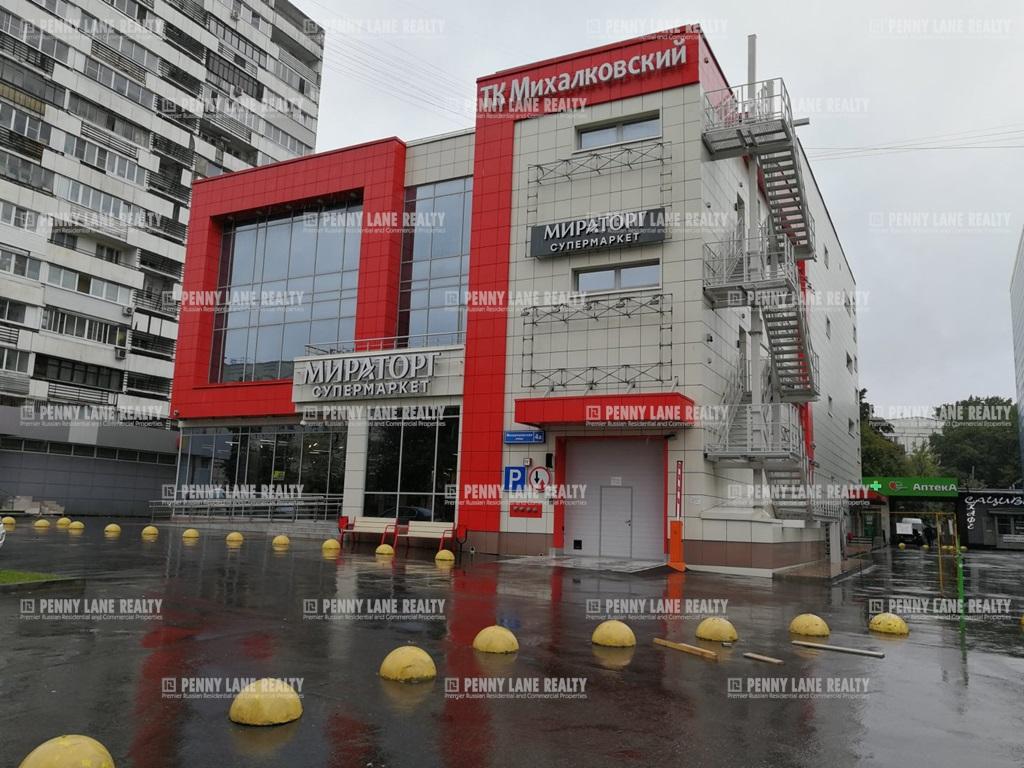 Закрытая аренда здания 4144.80 кв.м  САО