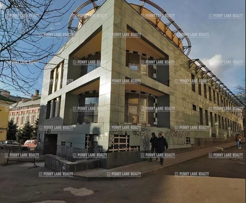 Закрытая продажа здания 6190 кв.м  ЦАО