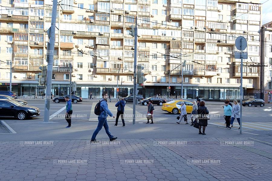 Закрытая аренда помещения 68.60 кв.м  ЦАО