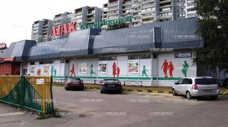 Закрытая продажа помещения 1121 кв.м  СВАО