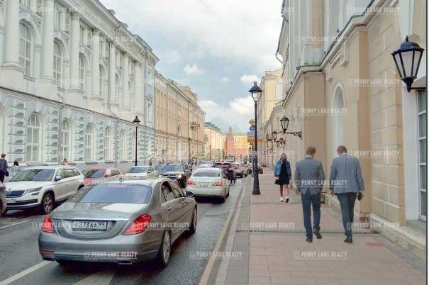 Закрытая продажа помещения 776.10 кв.м  ЦАО