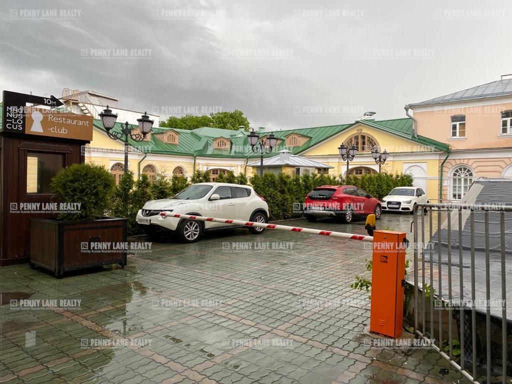 Закрытая аренда помещения 937.70 кв.м  ЦАО
