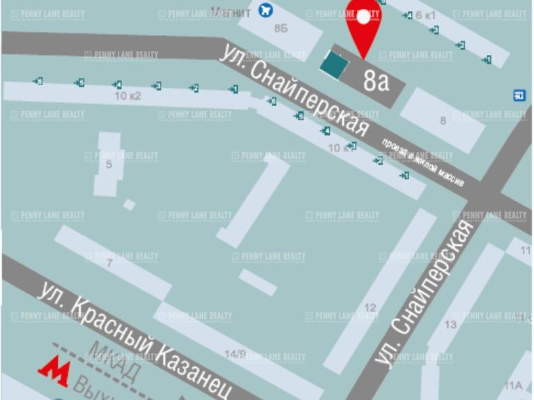 Продажа помещения 150 кв.м. ВАО ул. снайперская, 8а - фотография №5