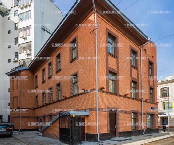 Закрытая аренда здания 930 кв.м