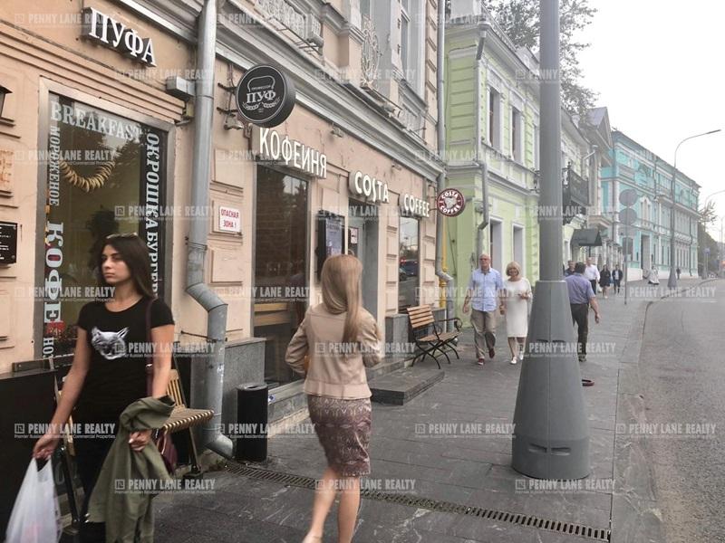 """аренда - """"ул. Волхонка, 9с1"""
