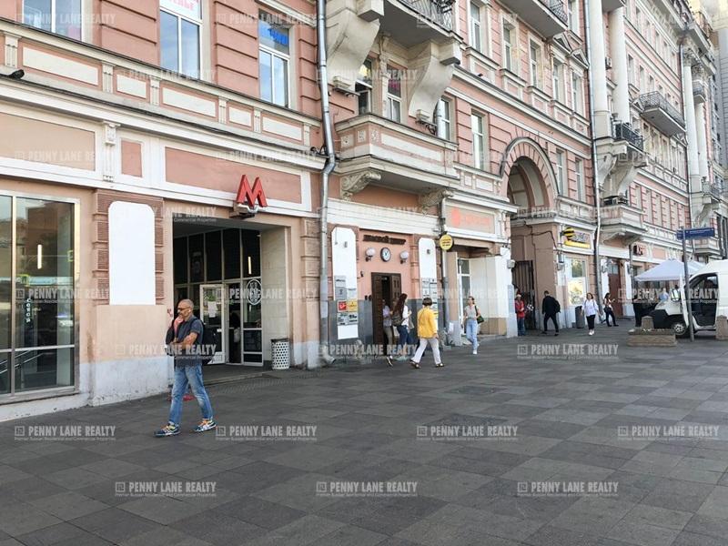 """аренда - """"б-р Страстной, 4"""