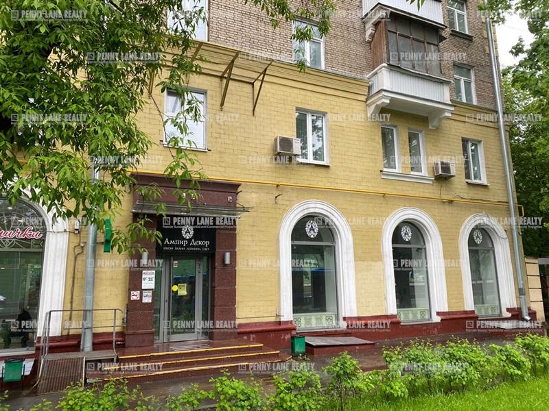 """аренда - """"ул. Народного Ополчения, 40к1"""
