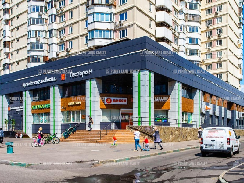 """продажа - """"ул. Братиславская, 27к1"""