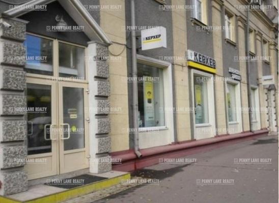"аренда - ""ул. Беговая, 17к1"