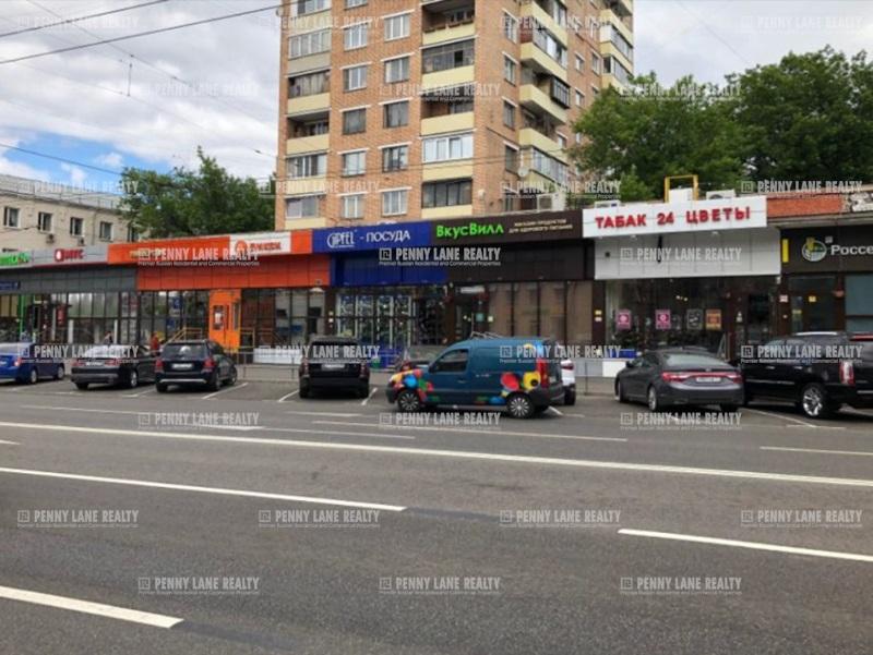 """аренда - """"ул. Б.Семёновская, 27к2"""