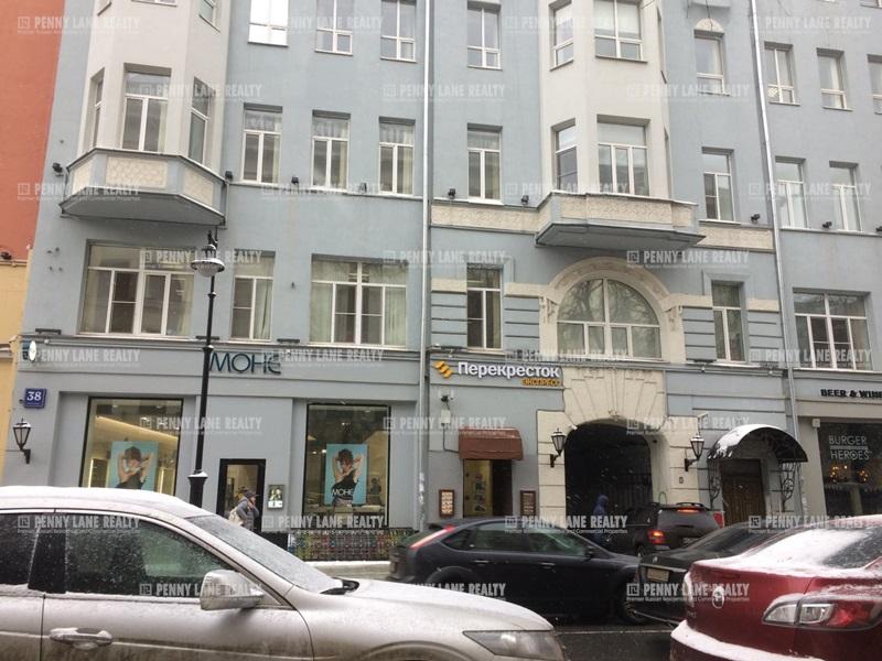 "аренда - ""ул. Мясницкая, 38с1"