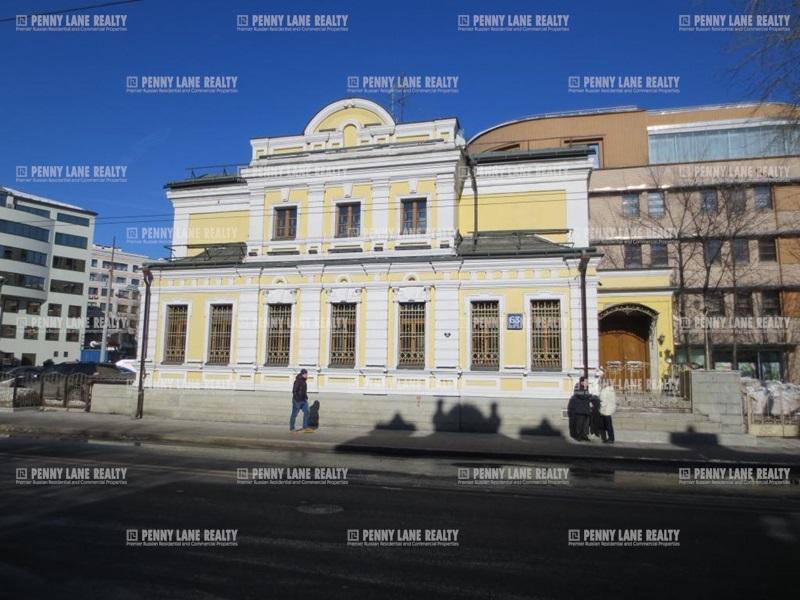 """продажа - """"ул. Большая Полянка, 63 стр 1"""