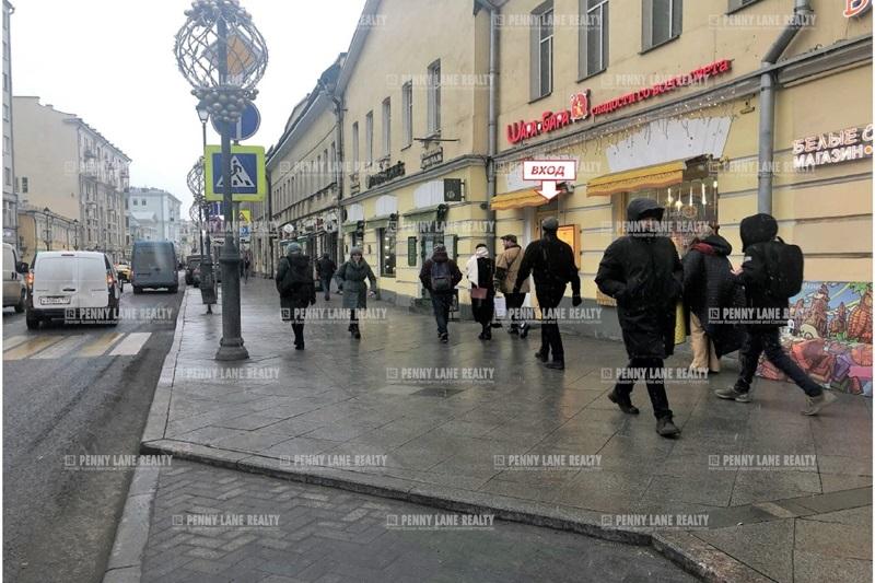 "аренда - ""ул. Покровка,, 4"