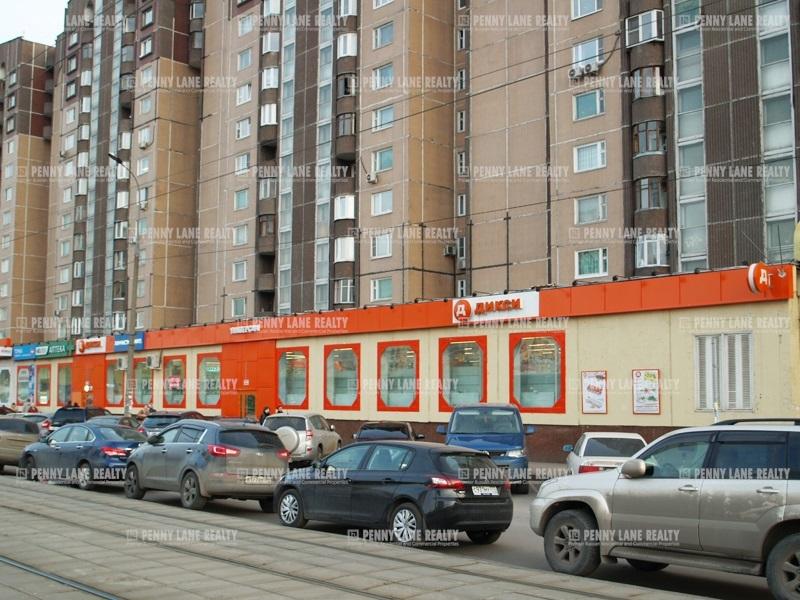 "аренда - ""ул. Менжинского, 23к1"
