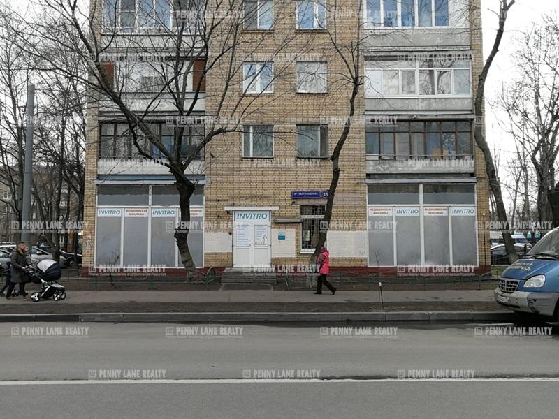"аренда - ""ул. 8-я улица Текстильщиков, 18"