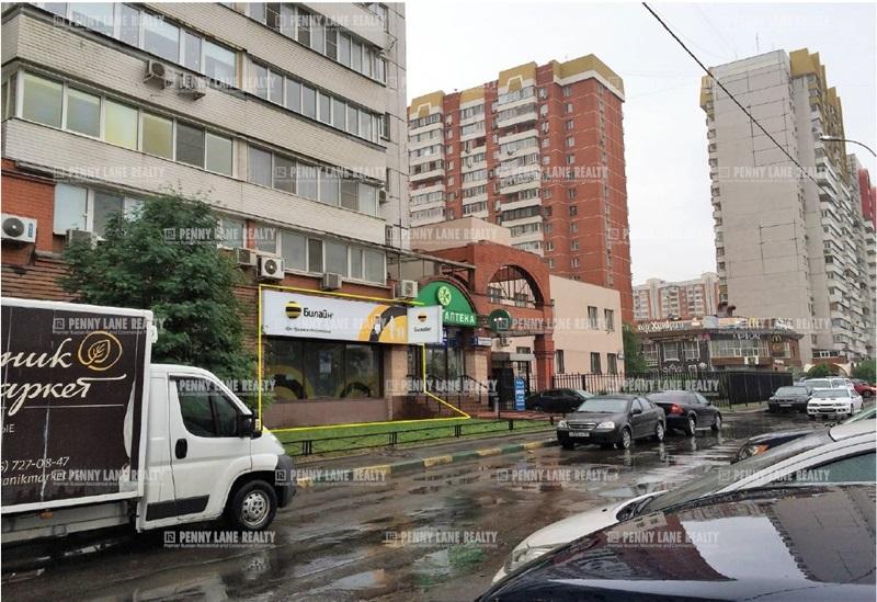 """аренда - """"ул. Мичуринский проспект, 9к1"""