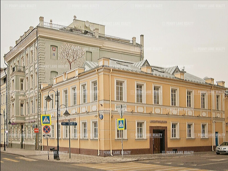 "аренда - ""ул. Пятницкая, 57стр1"