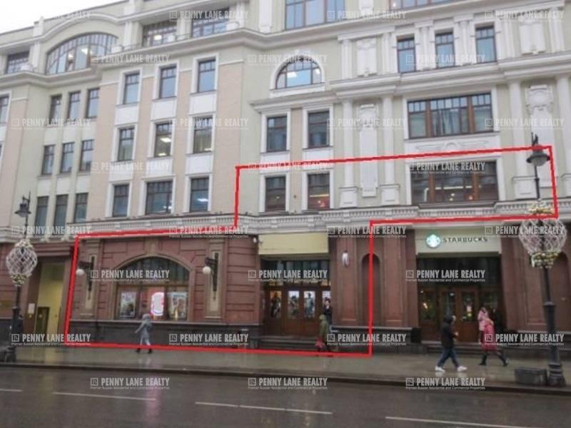 """аренда - """"ул. Мясницкая, 11"""