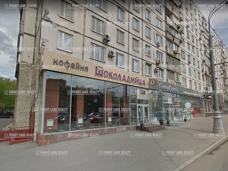 "аренда - ""ул. Нижняя Масловка, 14"