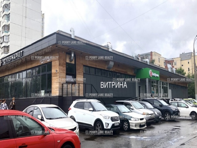"аренда - ""ул. Дмитрия Донского, 2А"
