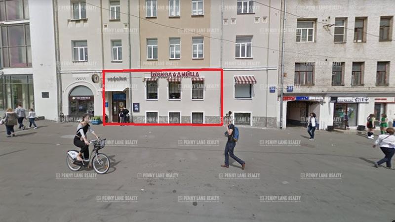 """аренда - """"ул. Красная Пресня, 46с1"""