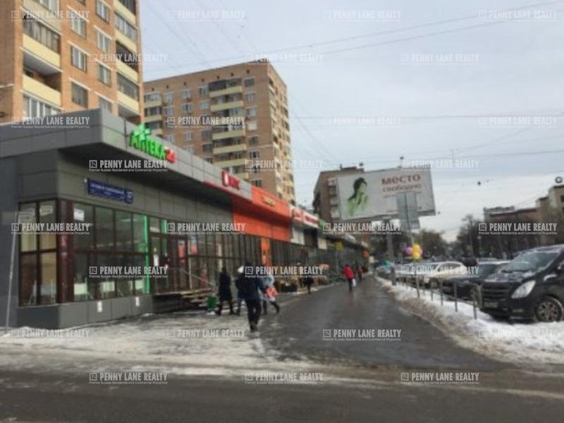 """продажа - """"ул. Большая Семеновская, 27 к2"""