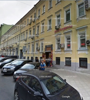 "аренда - ""проезд Мясницкий, 2/1"