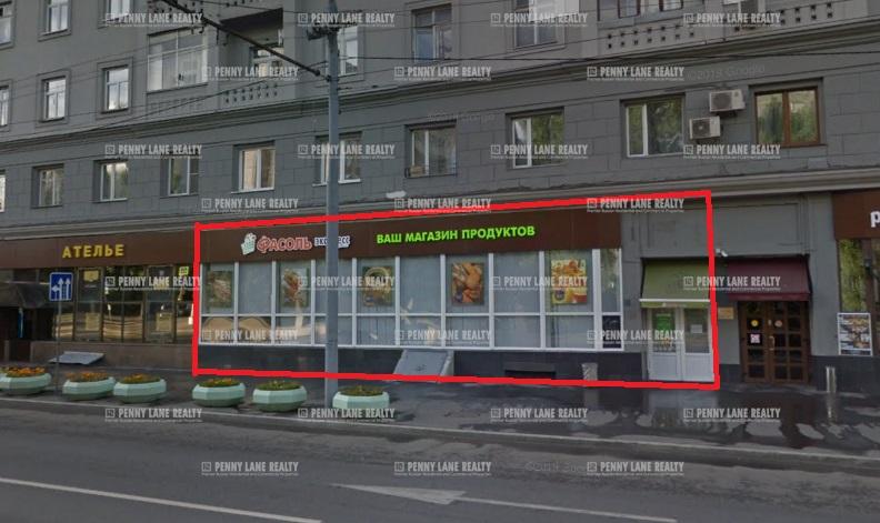 "аренда - ""ул. Пироговская Б., 37-43ка"