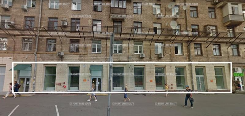 "аренда - ""ул. Щербаковская, 35"