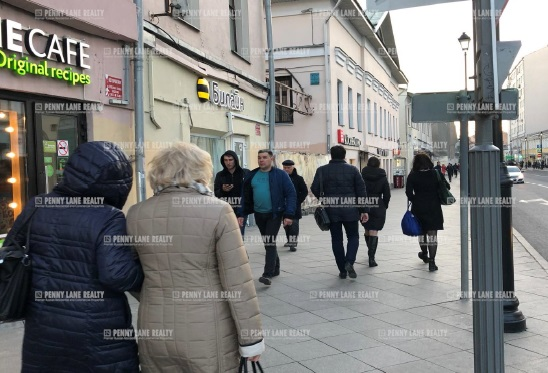 "аренда - ""ул. Покровка, 14/2с1"
