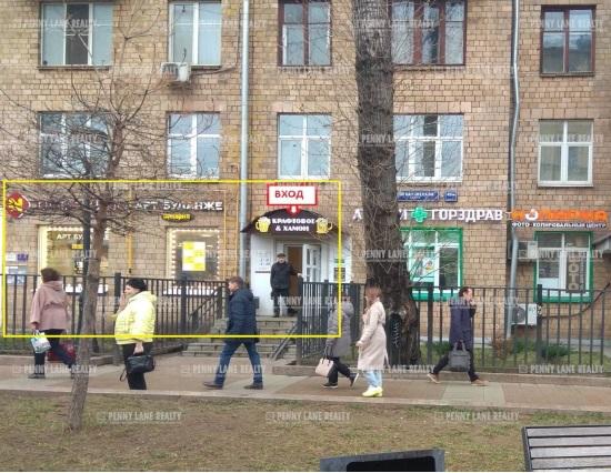 "аренда - ""ул. Новокузнецкая, 43/16с2"