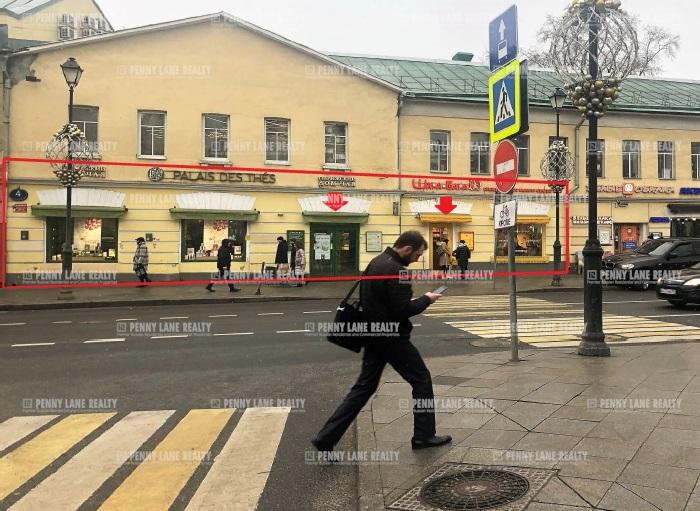 "аренда - ""ул. Покровка, 4"