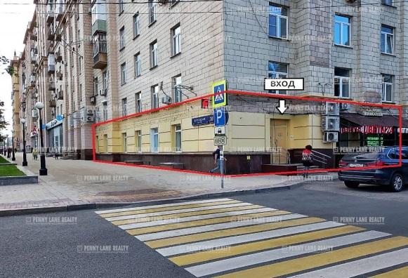 """аренда - """"пр-кт Кутузовский, 30"""