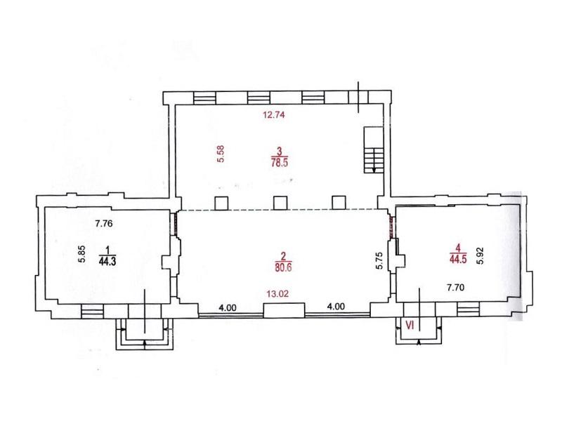 Продажа помещения 302.80 кв.м. СЗАО ш. Волоколамское, 10 - фотография №9