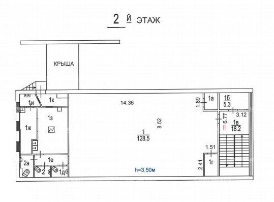Продажа здания 423.80 кв.м. ЮАО ул. Коломенская, 7с2 - фотография №4