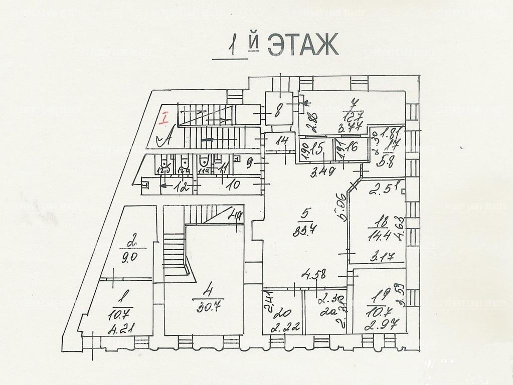 Продажа здания 591.30 кв.м. ЦАО ул. Большая Полянка, 61с1 - фотография №7