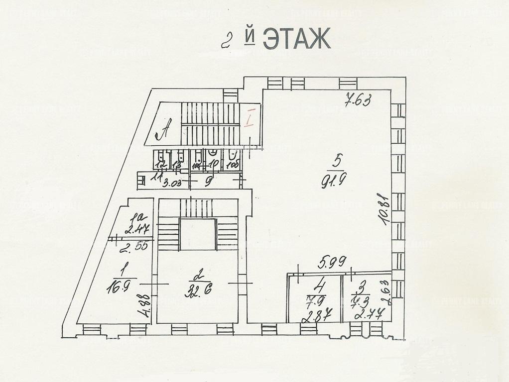 Продажа здания 591.30 кв.м. ЦАО ул. Большая Полянка, 61с1 - фотография №8