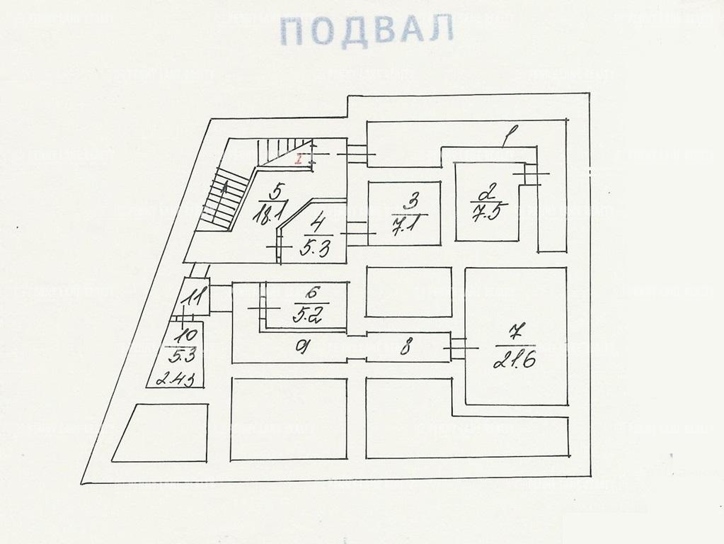 Продажа здания 591.30 кв.м. ЦАО ул. Большая Полянка, 61с1 - фотография №10