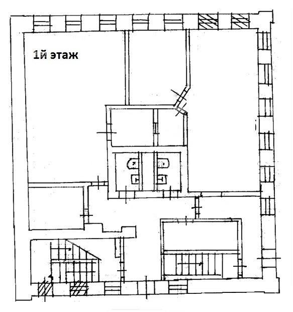 Продажа здания 880 кв.м. ЦАО ул. Бауманская, 21 - фотография №5