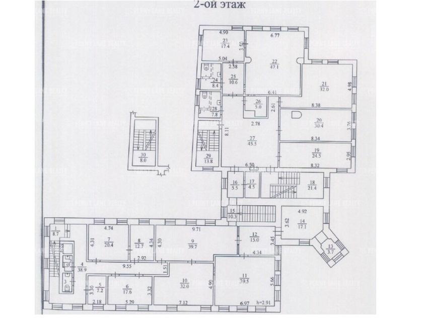 Продажа здания 2207.90 кв.м. ЦАО ул. Молчановка Б., 34стр2 - фотография №3